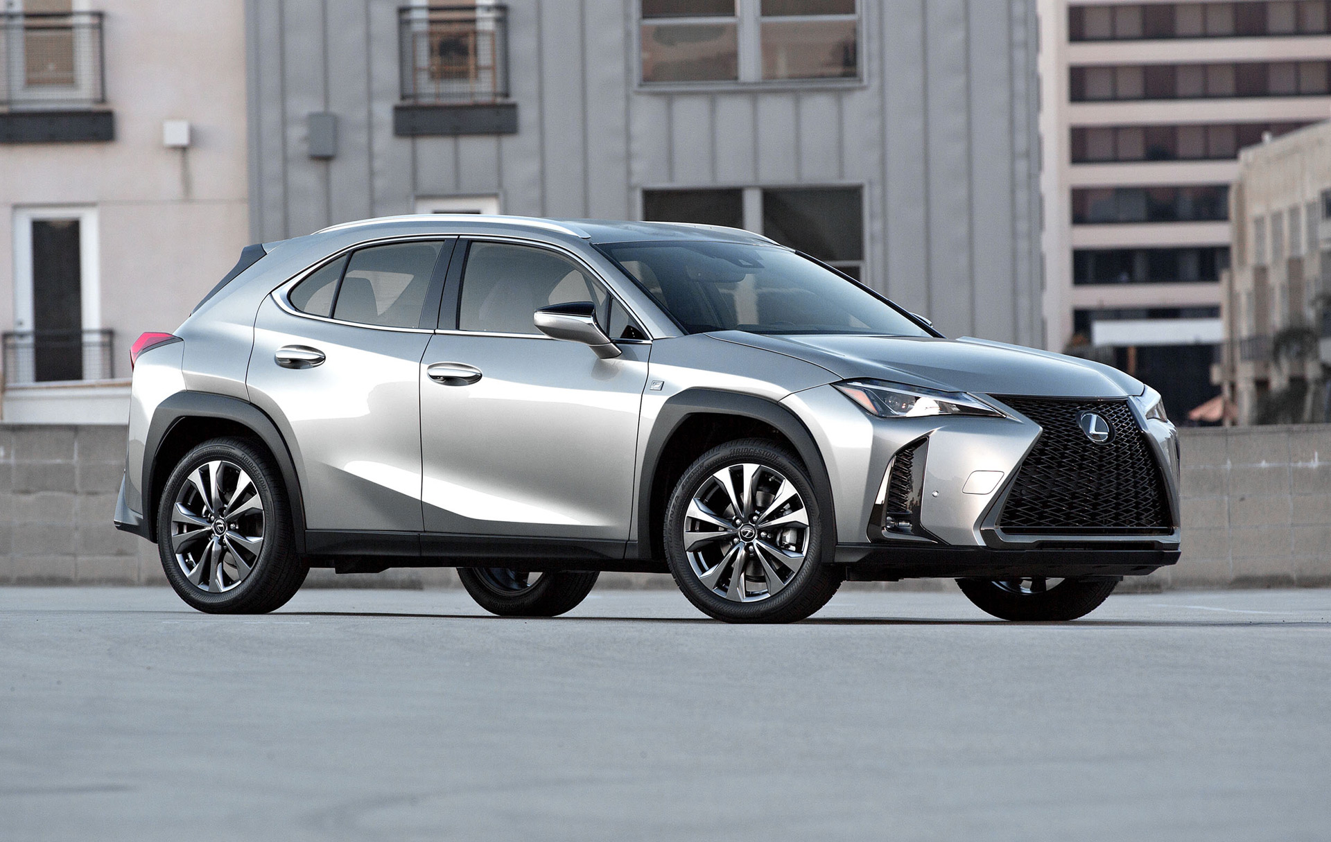 Ux Plug Ux Small Crossover Could Spawn Fully Electric Lexus Trademark