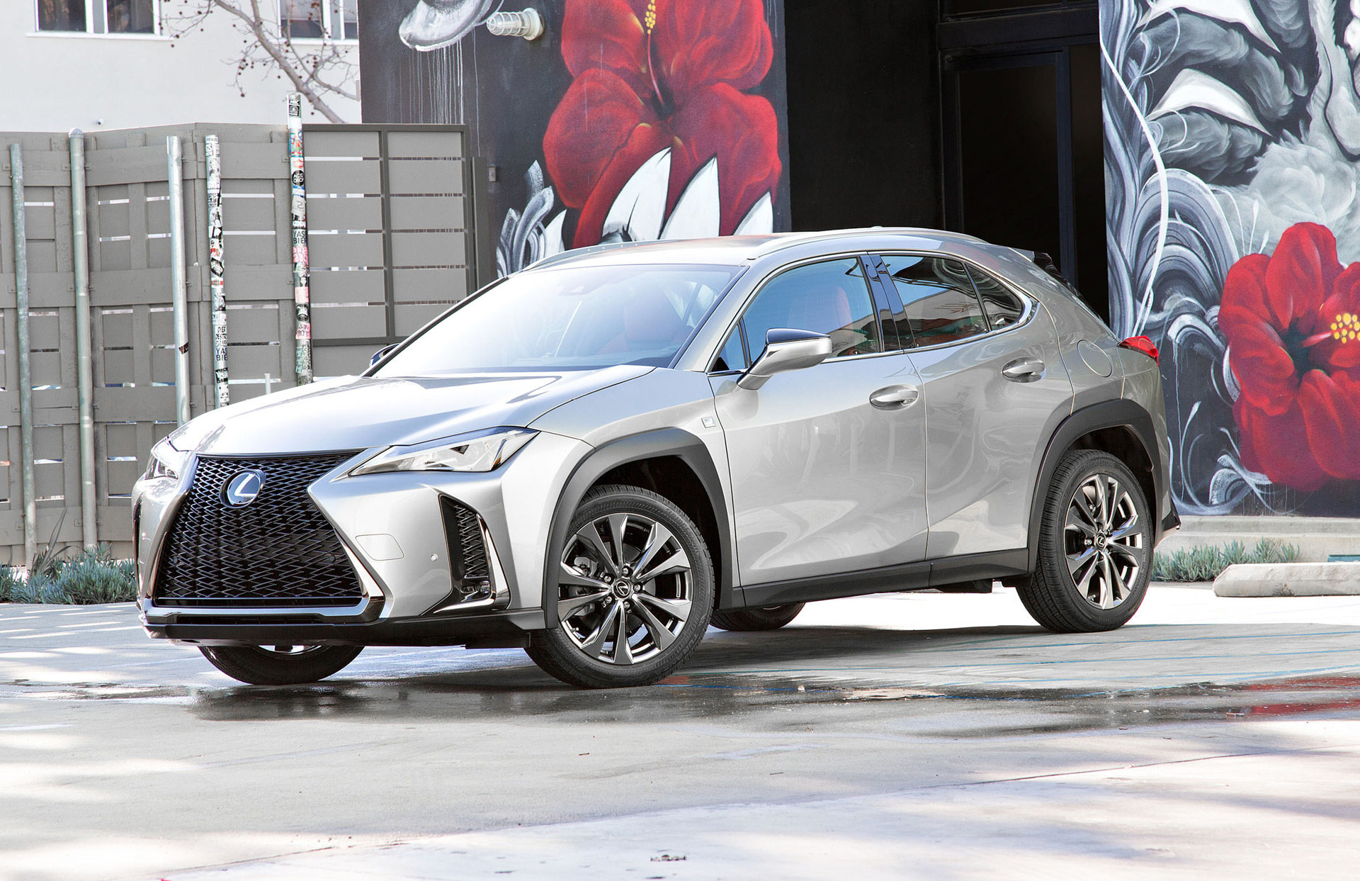 Ux Plug 2019 Lexus Ux Small Suv Emerges In Us Trim Hybrid Included At Ny