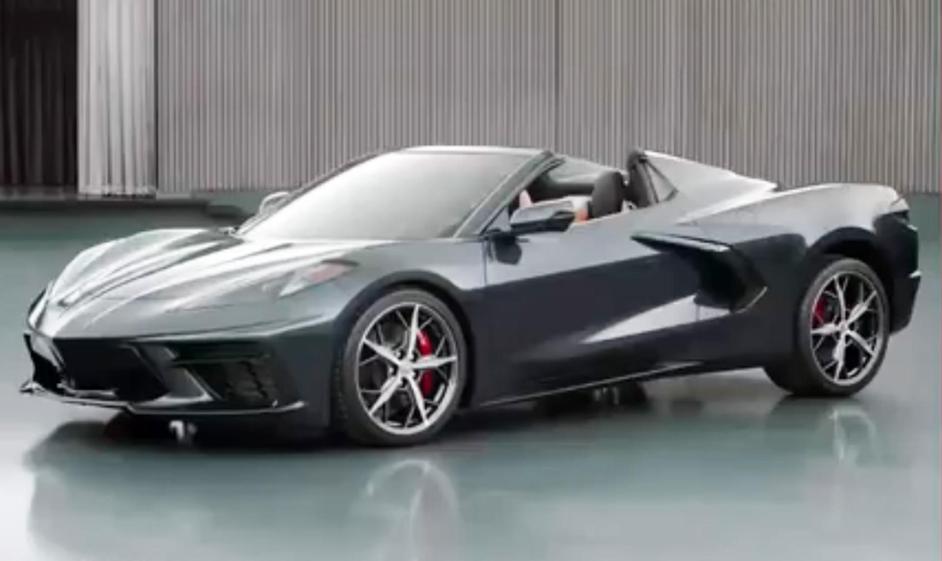 2020 corvette c8 price canada