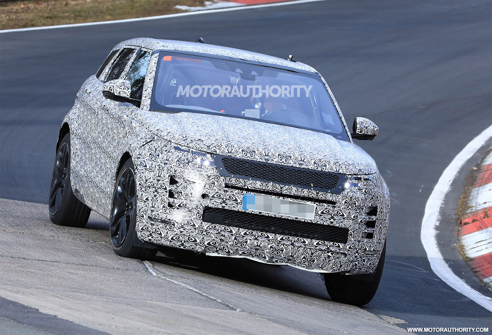 Landrover Range 2020 Land Rover Range Rover Evoque Spy Shots And Video