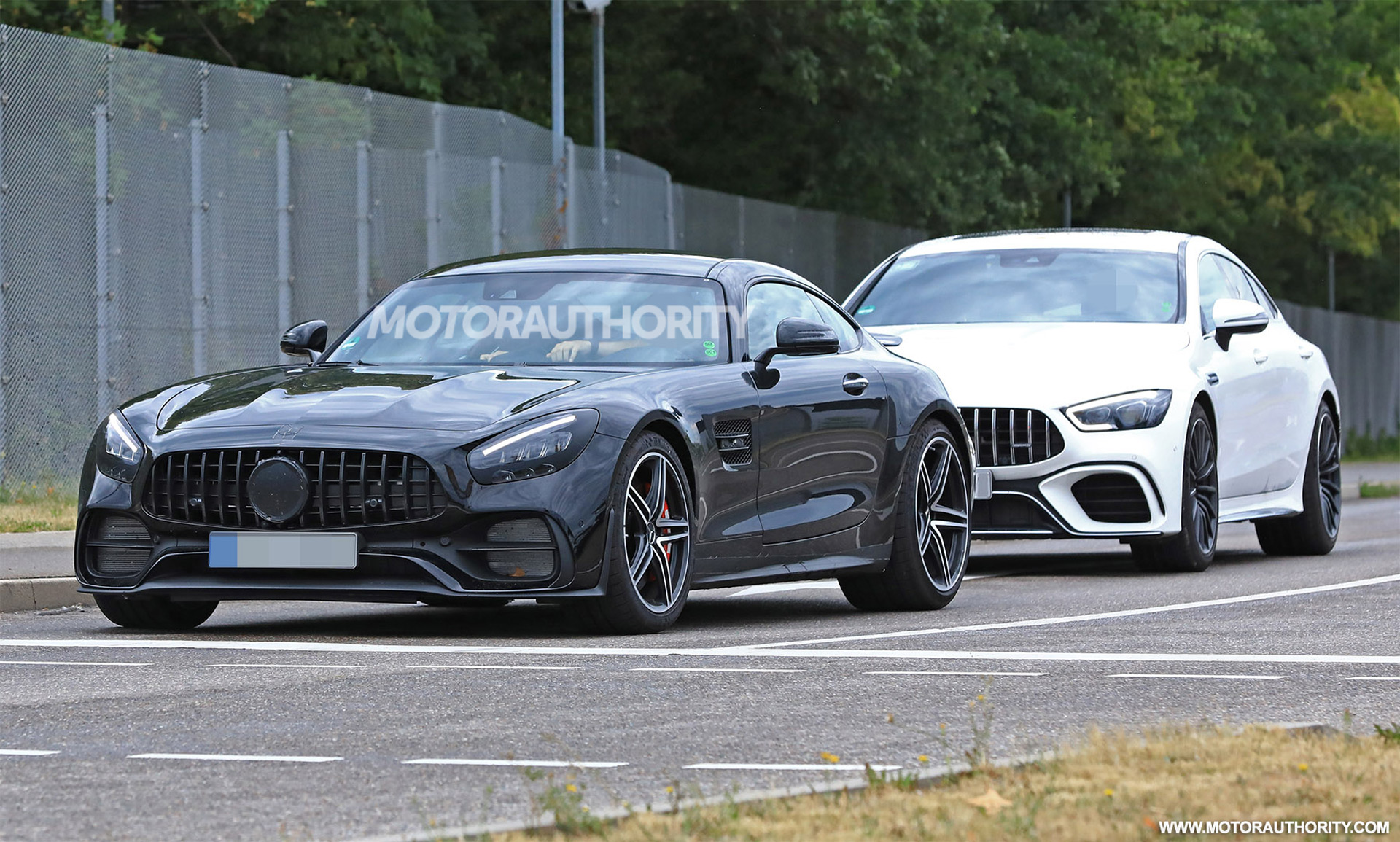 Mercedes Amg 2020 Mercedes Amg Gt Spy Shots And Video