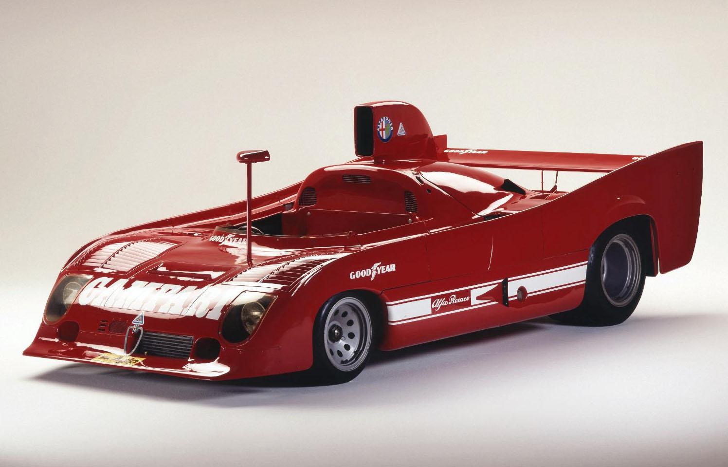 Alfa Living Alfa Romeo To Show Vintage Racers 4c Concept At Goodwood
