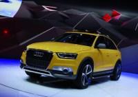 Audi Shows Its Q3 Jinlong Yufeng Concept In Beijing
