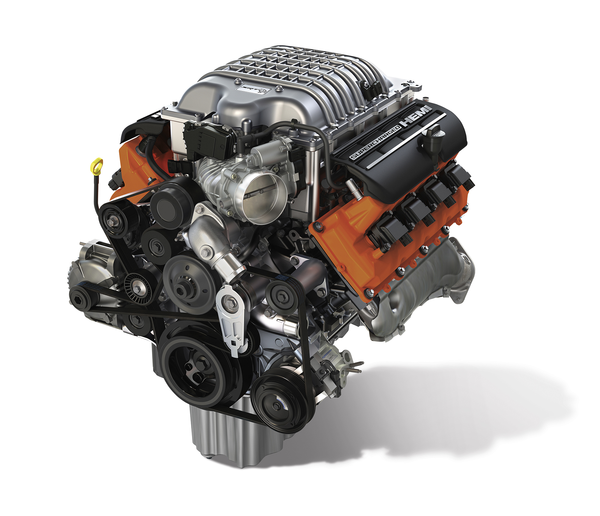Crate Motors Hellcat Crate Engine Can Be Had For Big Discount