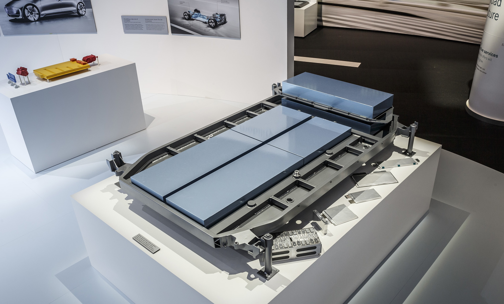 Electric Car Battery Technology Mercedes Next Gen Batteries To Double Density Halve Costs
