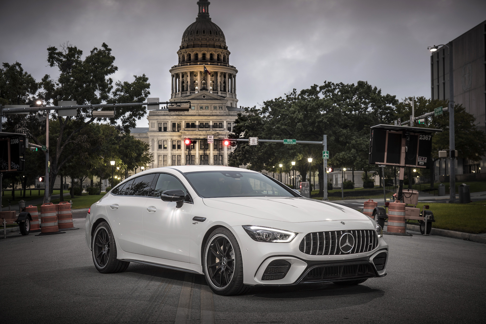 Mercedes Amg A More Affordable Four Door 2019 Mercedes Amg Gt 53 4 Door Coupe