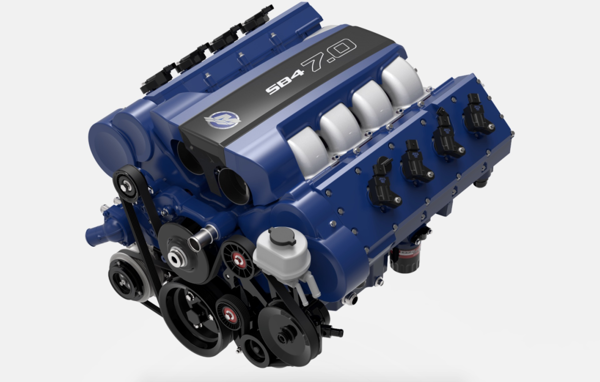 Crate Motors Ls7 Related Crate Engine Delivers 750 Naturally Aspirated Horsepower