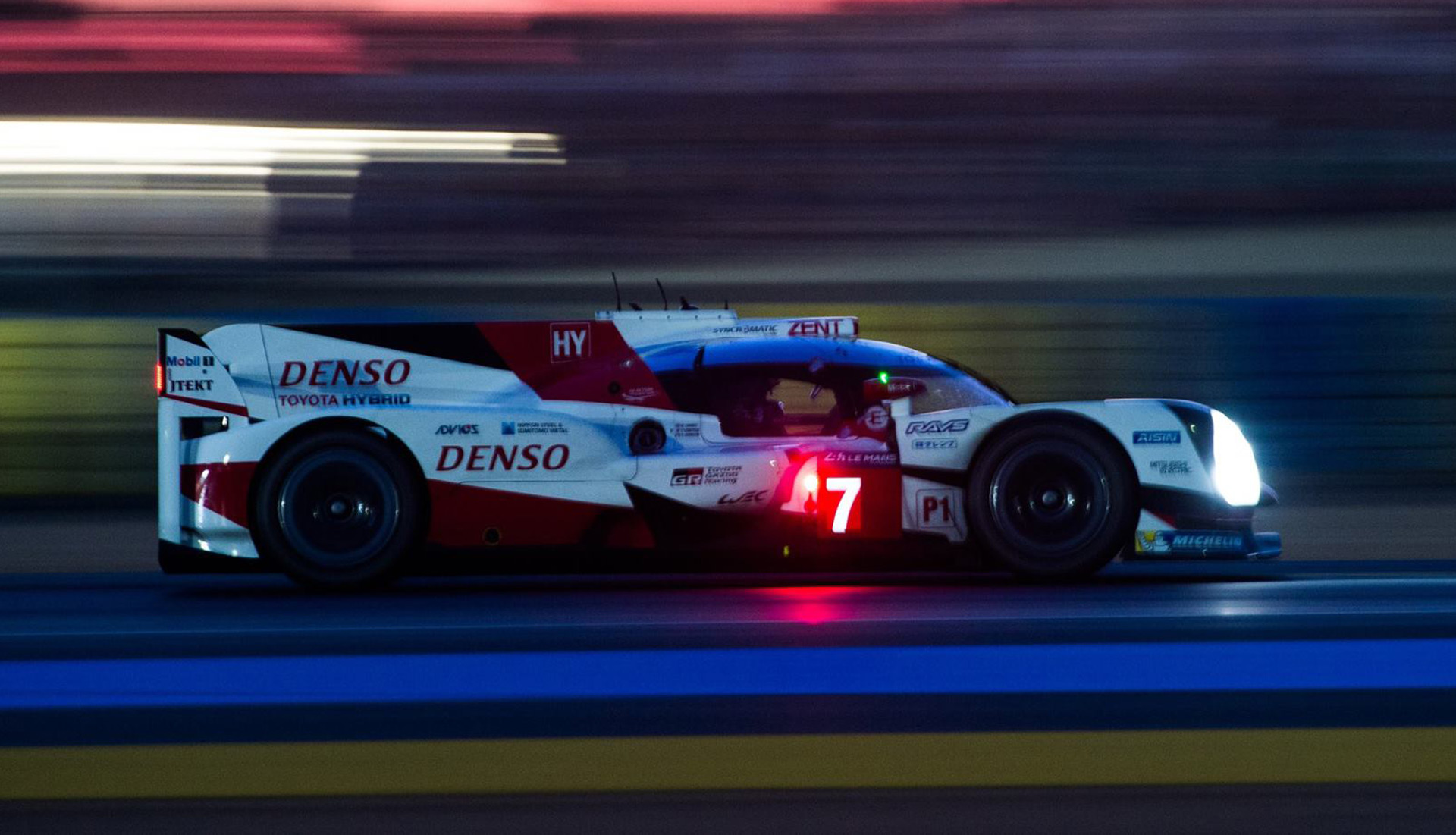 Le Mans 2017 Toyotas Kobayashi Secures 2017 Le Mans Pole With Record Lap