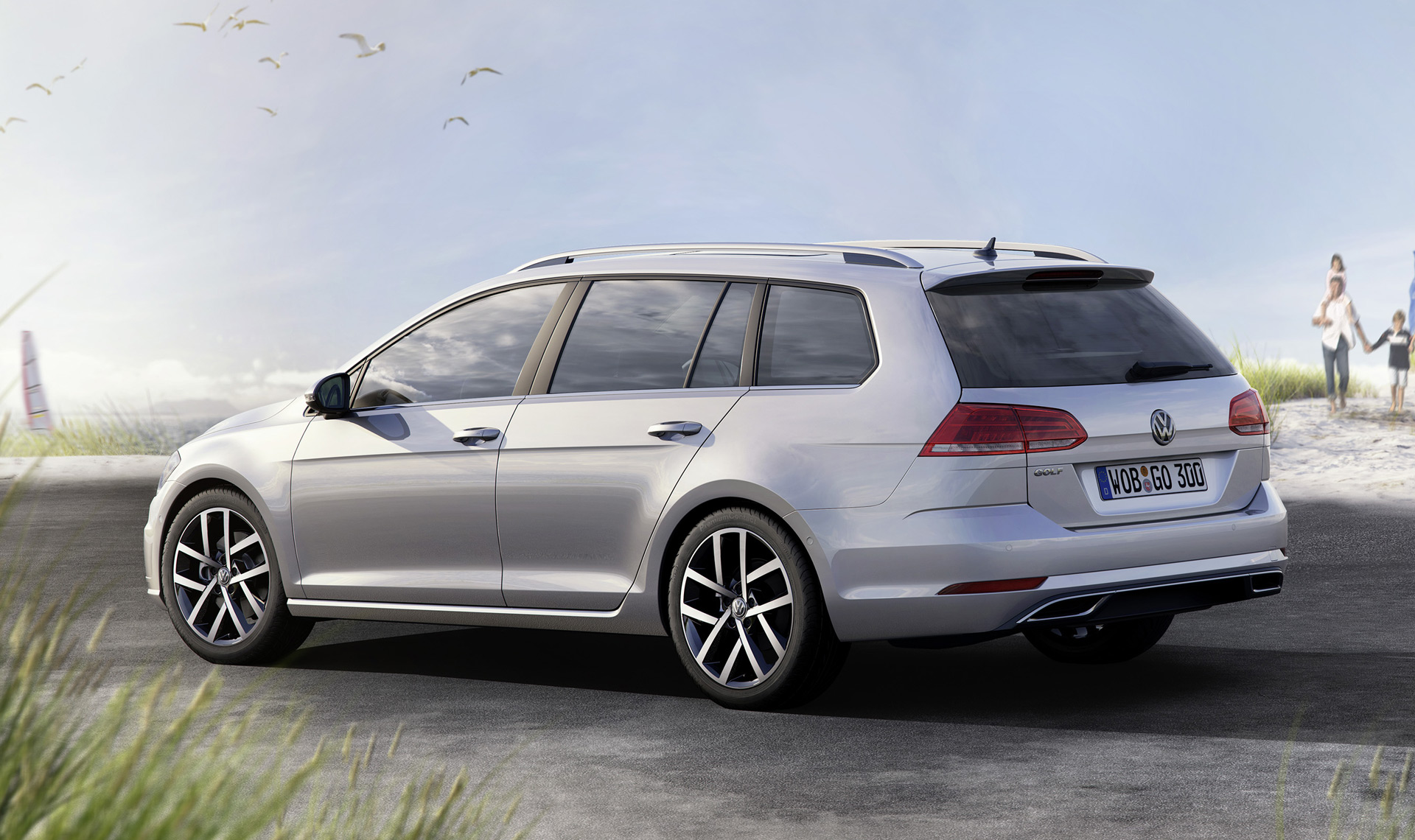Coole Sportwagen Volkswagen Golf Sportwagen The Car Connection S Best Wagon To Buy