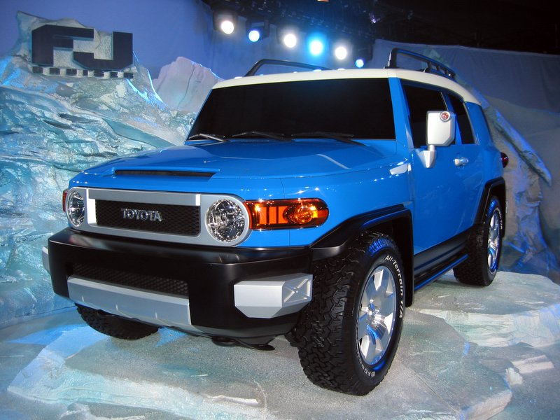 2007 Toyota FJ Cruiser Review, Ratings, Specs, Prices, and Photos