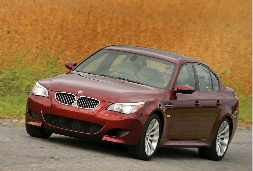 2008 BMW M5 Review, Ratings, Specs, Prices, and Photos - The Car