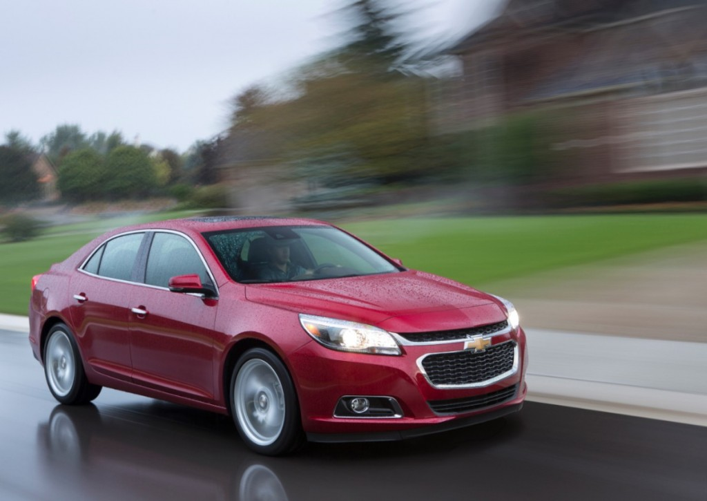 2014 Chevrolet Malibu Start-Stop System How It Works (And Why It