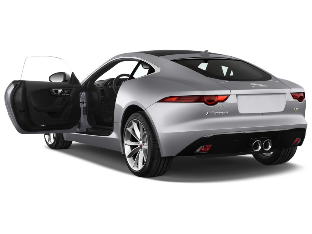 Two Door Cars Image 2016 Jaguar F Type 2 Door Coupe Auto Rwd Open Doors