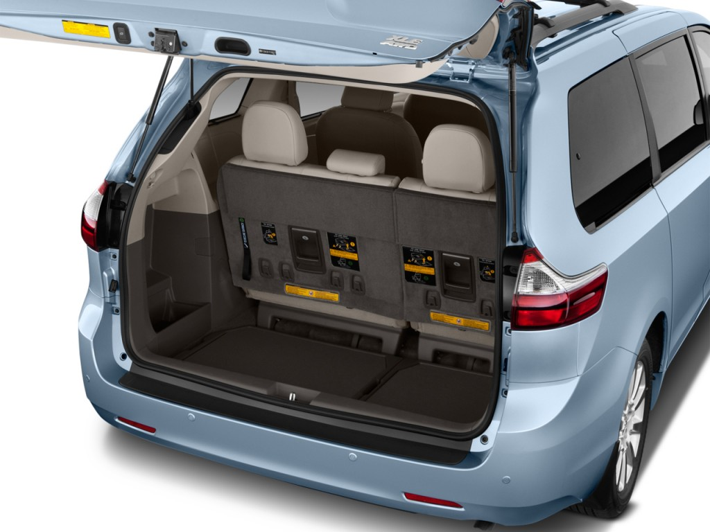 2008 Ford Escape Hybrid 4wd Trunk Photos Auto Electrical Wiring Diagram Craftsman 917 273761 Image 2017 Toyota Sienna Xle Fwd 8