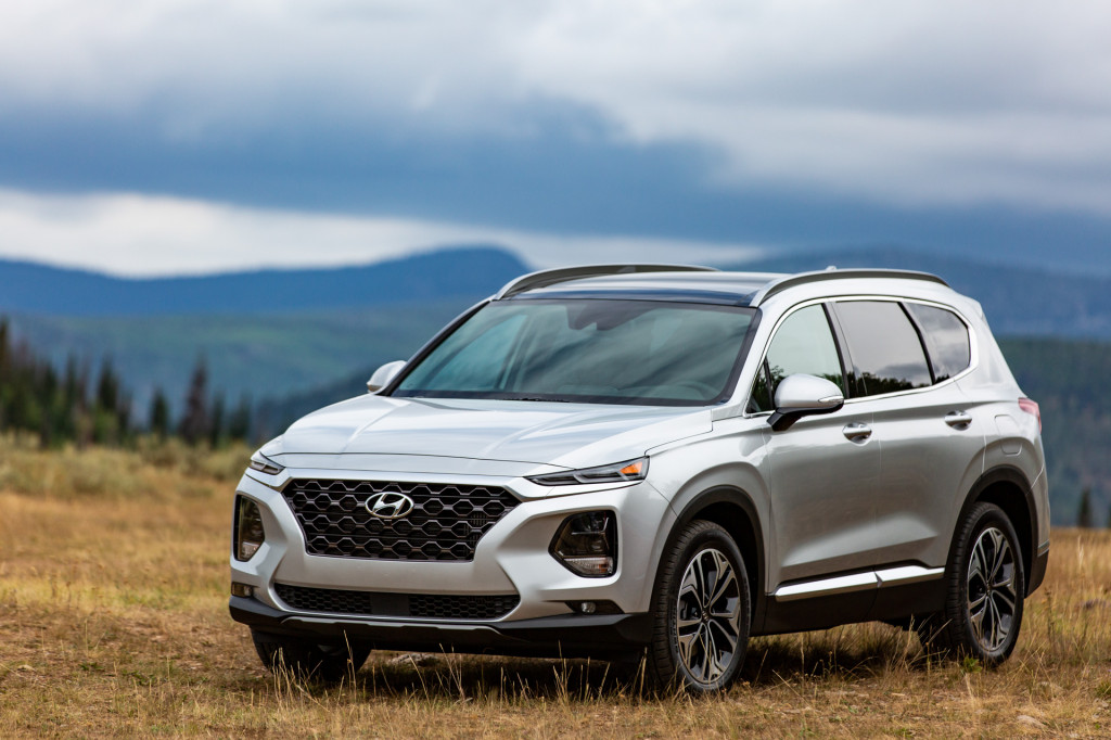 2019 Hyundai Santa Fe Review, Ratings, Specs, Prices, and Photos