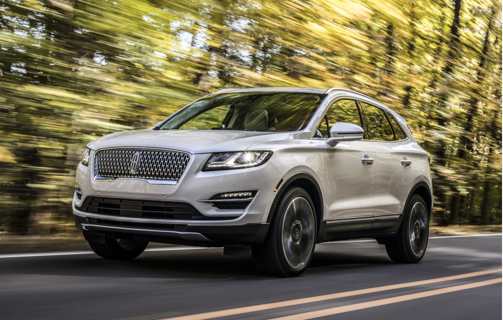 2019 Lincoln MKC Review, Ratings, Specs, Prices, and Photos - The