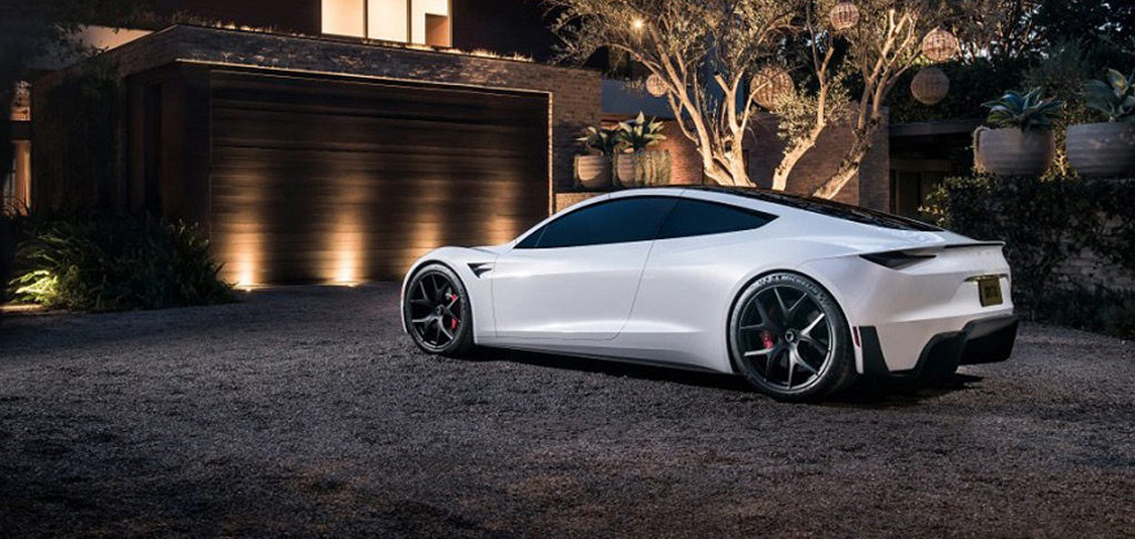 Wallpaper Gta San Andreas Hd Tesla Roadster Makes European Debut At 2018 Grand Basel Show