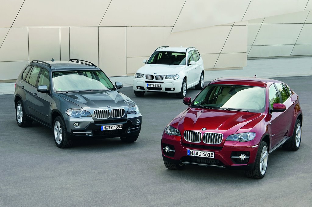 Recall 2009-2010 BMW X5 Diesel Crossovers Fuel Heater Issue