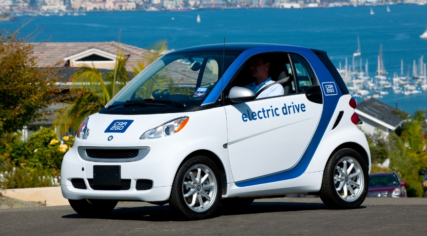 San Diego Car2Go car-sharing service drops electric Smarts for