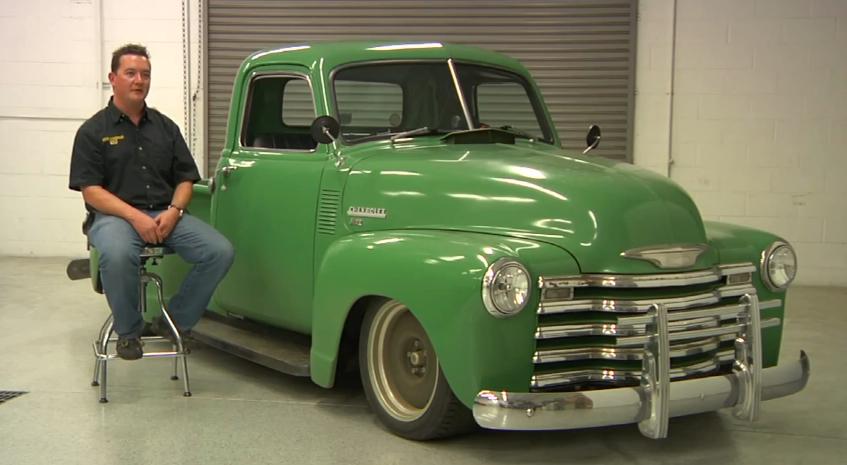 Craig Morrison\u0027s 1950 Chevy Is No Ordinary Farm Truck Video