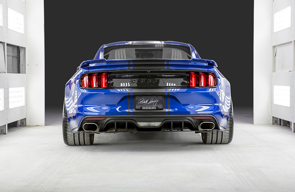 Dodge Muscle Car Wallpaper Shelby Rolls Out Wide Body Mustang Concept