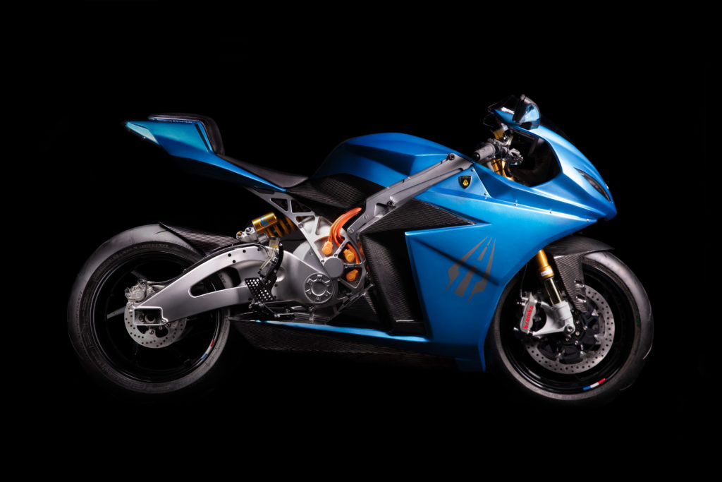 Lightning Strikes twice with second, affordable electric motorcycle