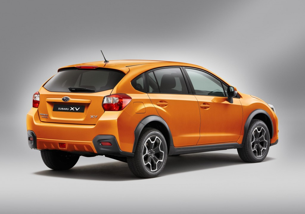 Subaru Impreza XV Will Come To US For 2013 Exclusive