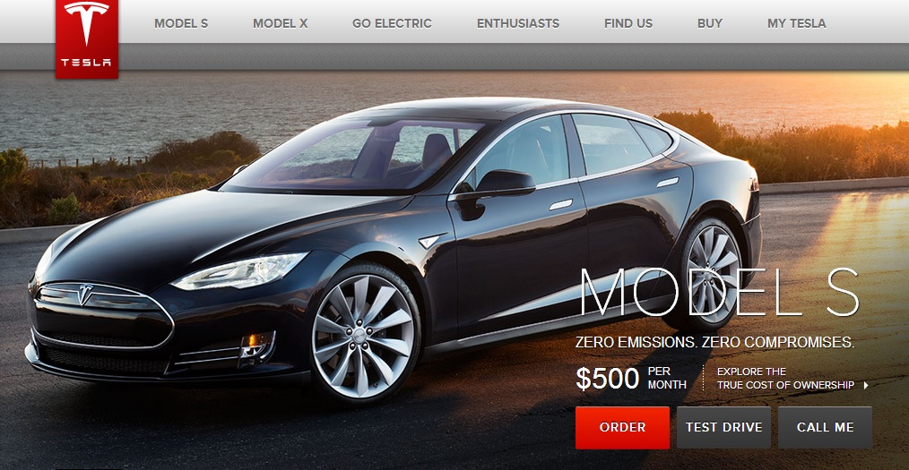 Tesla Model S For $500 Per Month? No Just No - auto leasing vs buying calculator
