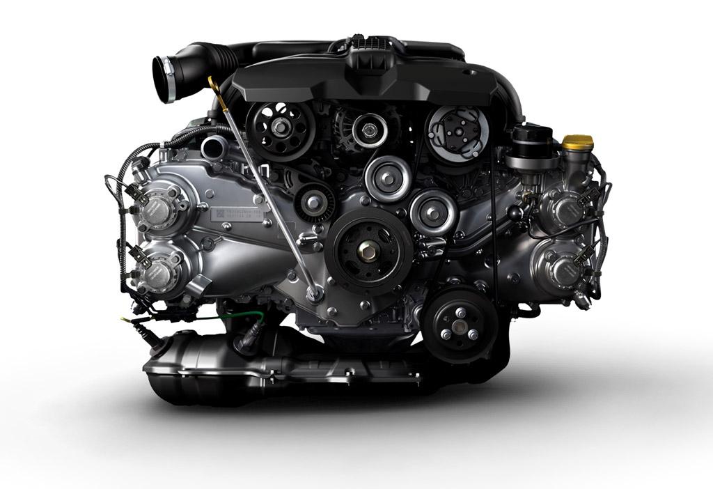 Subaru Unveils More Efficient Four-Cylinder Boxer Engine