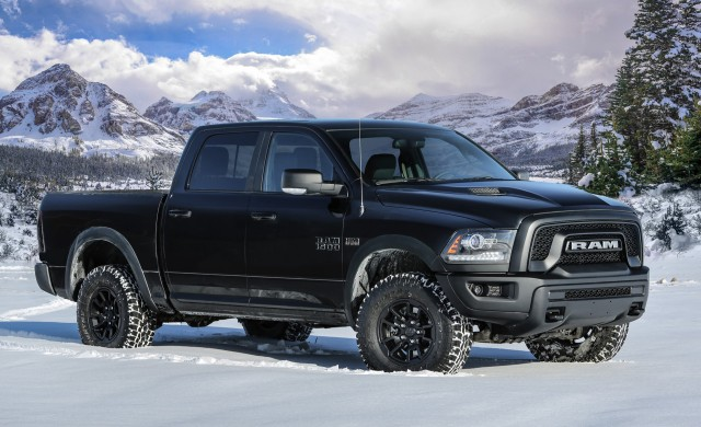 2017 Ram 1500 vs 2017 Toyota Tundra Compare Trucks