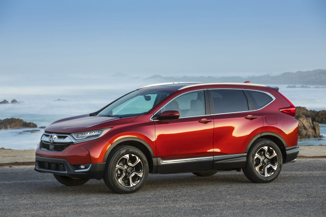 2018 Honda CR-V vs 2018 Subaru Forester Compare Cars