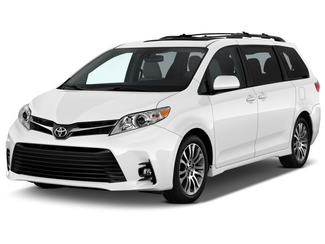 2018 Toyota Sienna Review, Ratings, Specs, Prices, and Photos - The