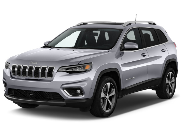 2019 Jeep Cherokee Review, Ratings, Specs, Prices, and Photos - The