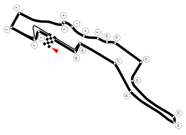 Proposed F1 Calendar 2016 Proposed New Formula 1 Engine Rules Backed By Ilmor And A Lap Of The Proposed New Jersey F1 Street Circuit Video