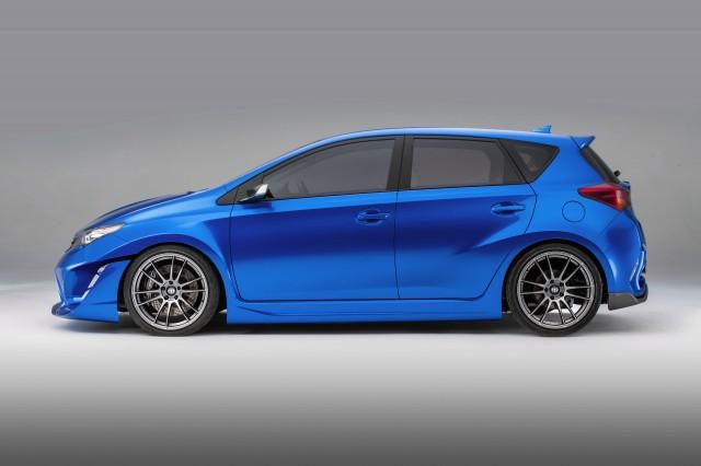 Hybrid Car Lineup Wallpaper 2018 Scion Im Concept Previews New Compact Five Door Hatchback