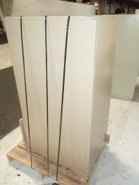 Used Victor Combination Lock Fireproof File Cabinet