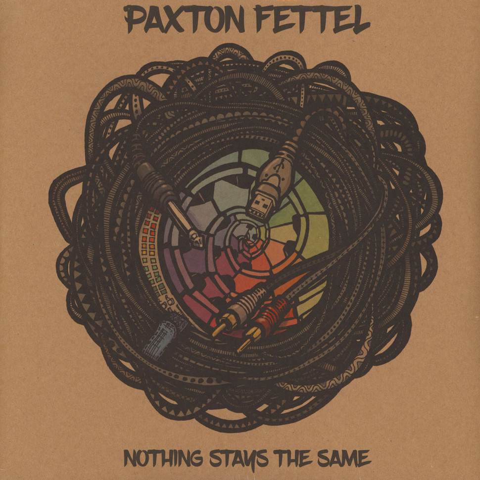Ikarus Katalog Paxton Fettel Nothing Stays The Same