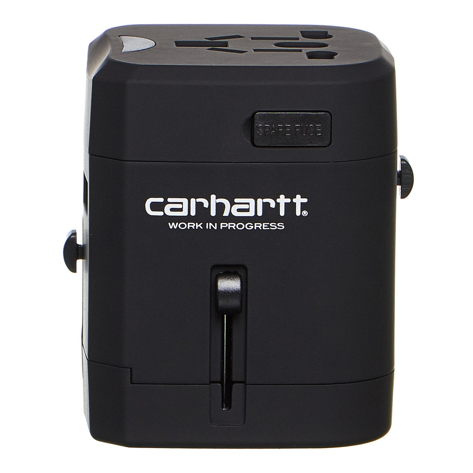 Coles Travel Adaptor Carhartt Wip Multinational Travel Adaptor