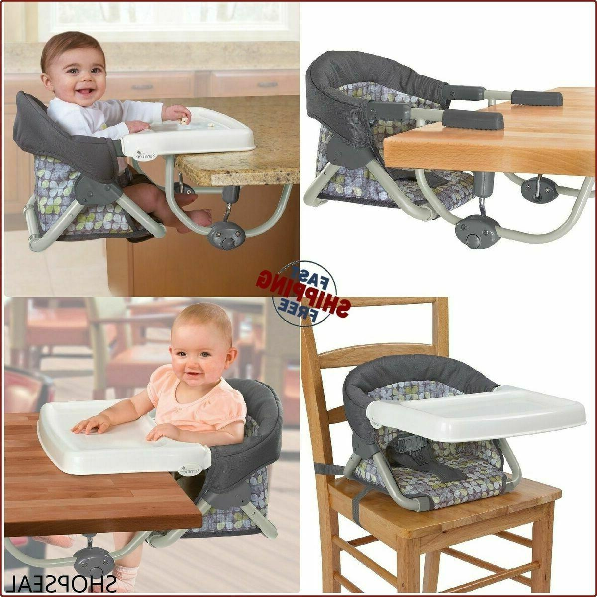 Baby Hook Chair High Chair Dinner Table Seat Baby Booste
