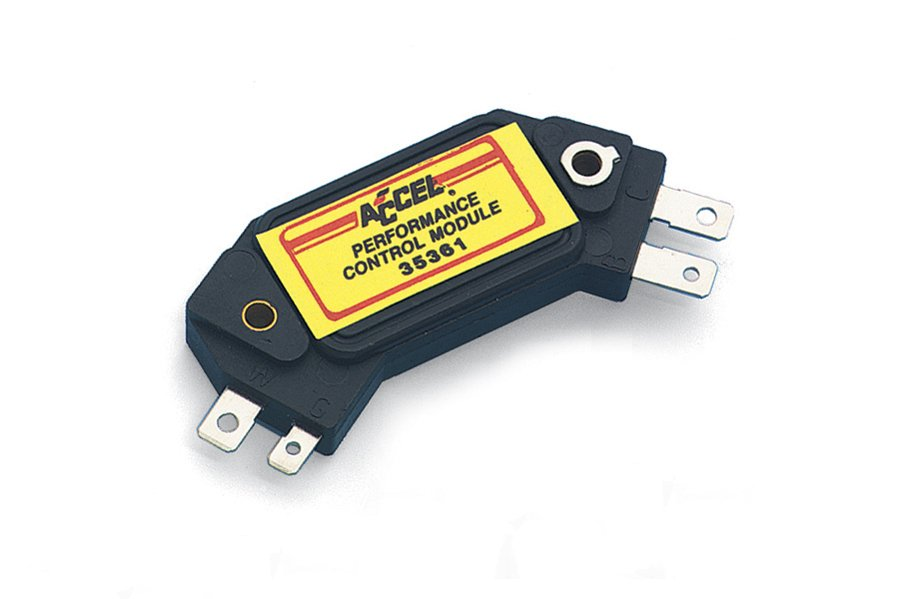 ACCEL 35361 High Performance Ignition Module for GM HEI 4 Pin