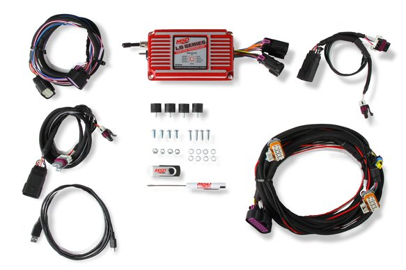 MSD 6014 RED MSD LS Ignition Control
