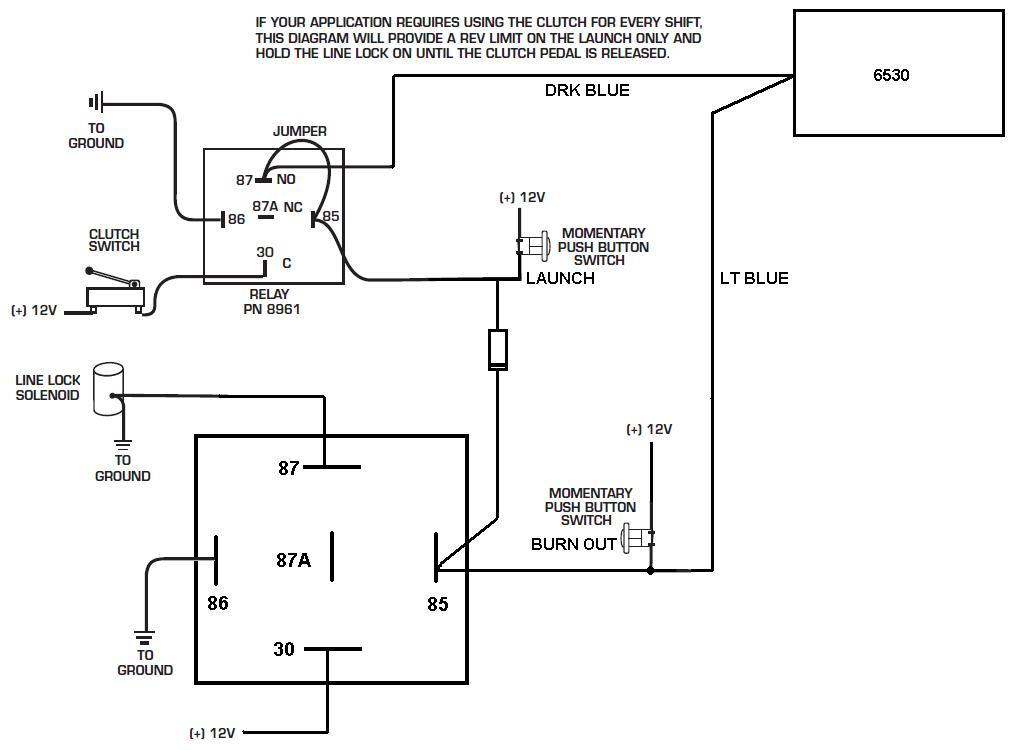 6530 2 Step 3 Step Latching Line Lock - Holley Blog
