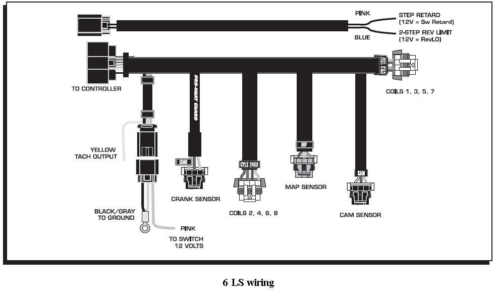 6ls Wiring Diagram - Wiring Data Diagram