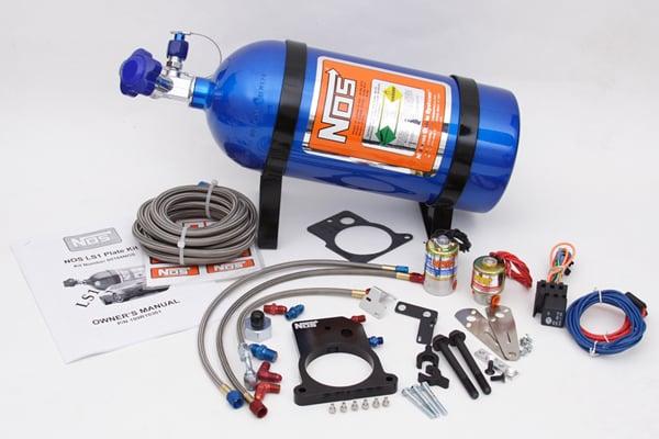 NOS 05168NOS NOS GM LS1 EFI Nitrous System