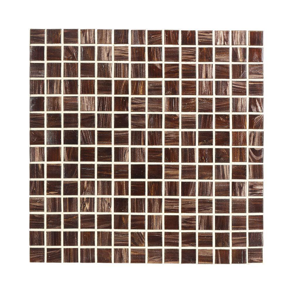 Jeffrey Court Sasparilla 12 In X 12 In X 4 Mm Glass