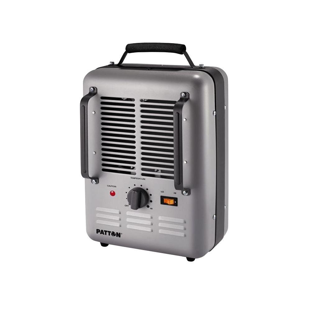 Home Depot Space Heater Patton 1500 Watt Utility Space Heater