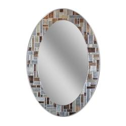 Small Of Oval Bathroom Mirrors