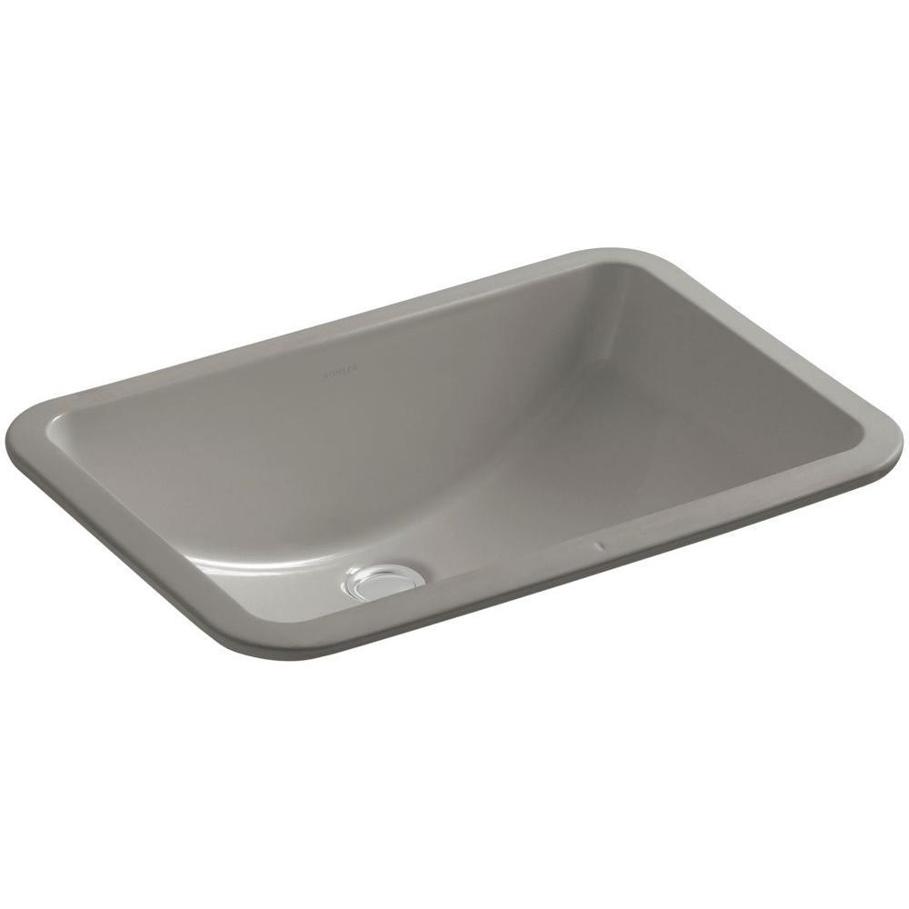 Kohler Ladena 20 7 8quot Undermount Bathroom Sink In Cashmere