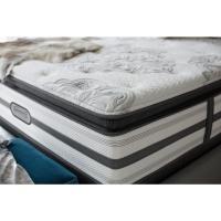 Beautyrest South Haven Queen-Size Plush Pillow Top Low ...