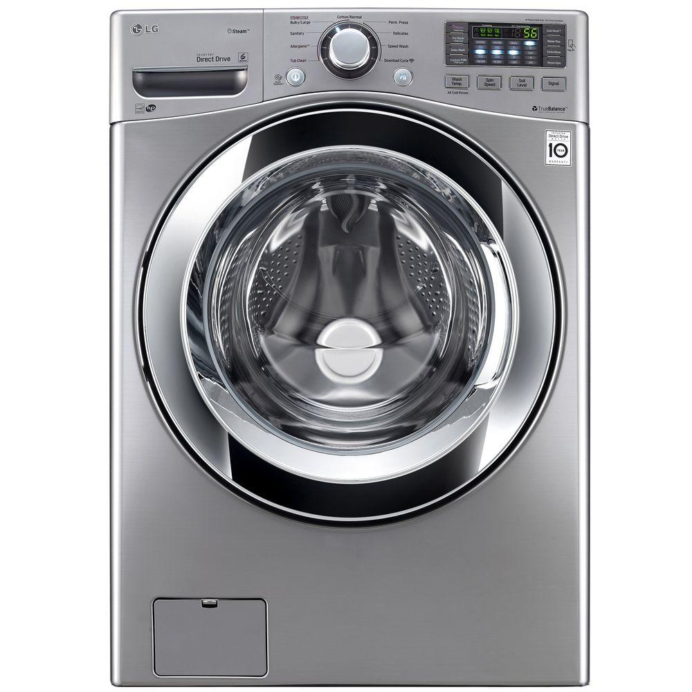 Wasmachine Lg Lg Electronics 4.5 Cu. Ft. High Efficiency Front Load